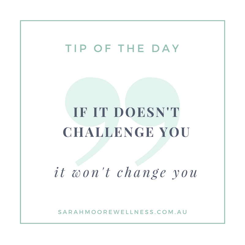 Sarah Moore Registered Nutritionist tip of the day 2