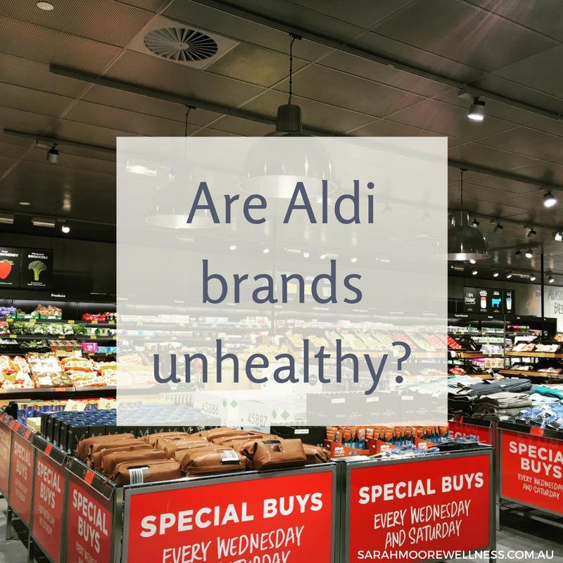 Are Aldi Brands Unhealthy?