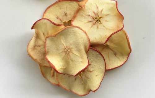 Apple Crisps Home Made Kids Snacks