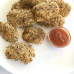 Chicken Nuggets with Hidden Veggies