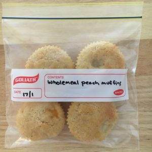 Magic Wholemeal Muffins Frozen