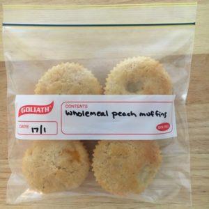 Magic Wholemeal Muffins Frozen