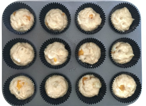 Magic Wholemeal Muffins Raw