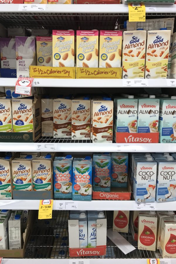 Which plant milk is best? A comparison of milks
