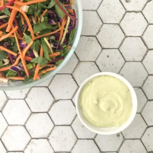 Healthy Creamy Dressing