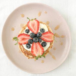 wholegrain pancakes