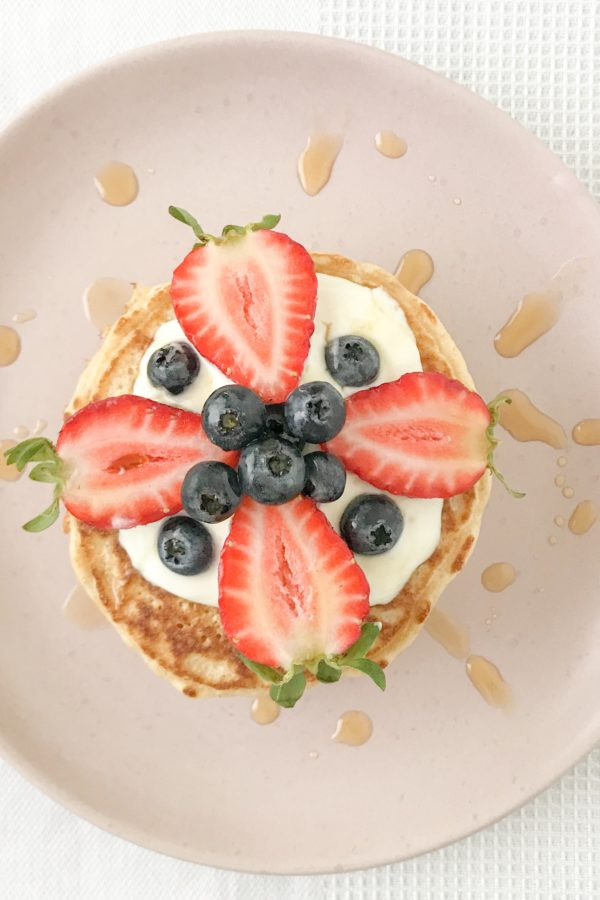 Wholegrain Pancakes