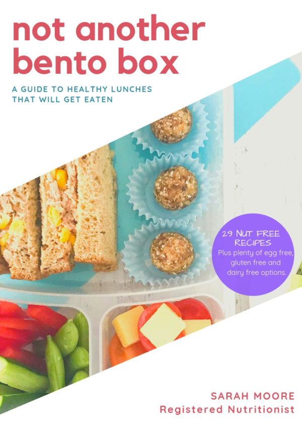 lunchbox ebook Not another bento box