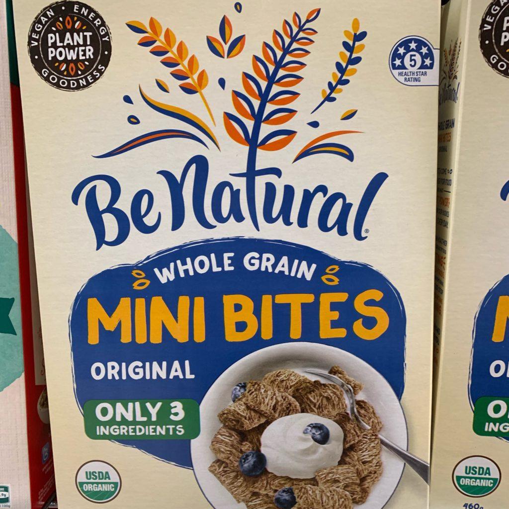 Be Natural Mini Bites
