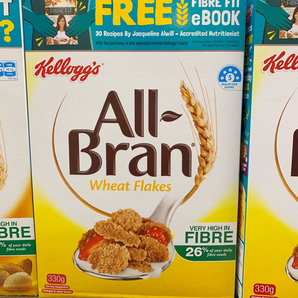 All Bran Wheat Flakes
