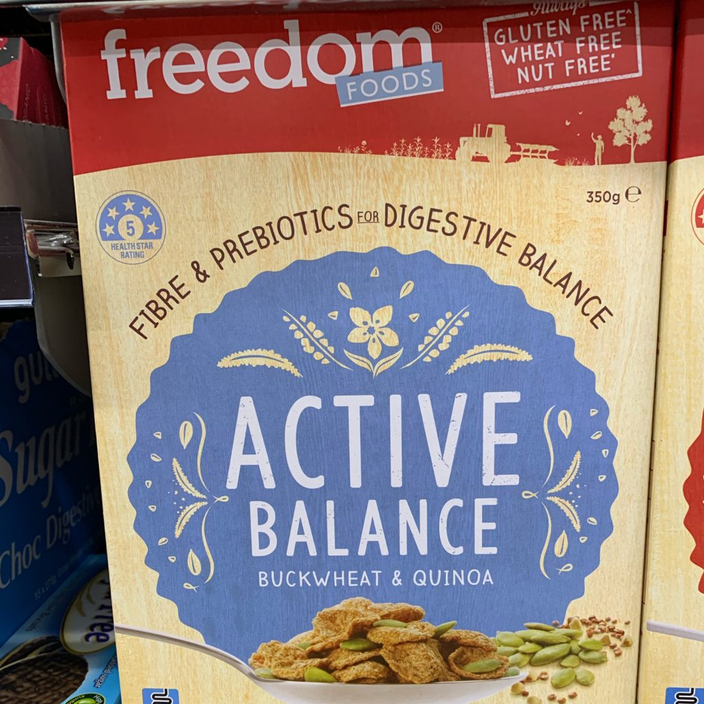 Freedom Foods Active Balance