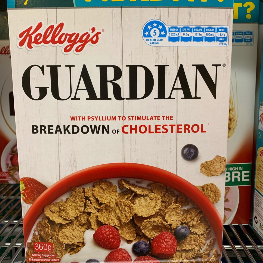 Guardian Cereal