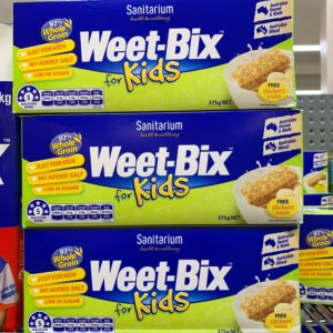 Weet-Bix for Kids