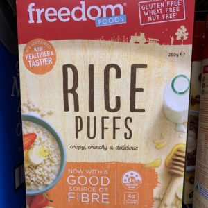 Freedom Foods Rice Puffs