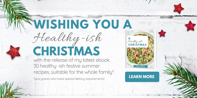 A Healthy-ish Christmas Ebook