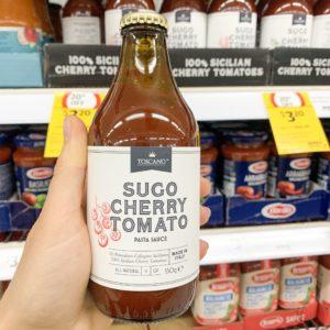 Toscano Sugo Cherry Tomato
